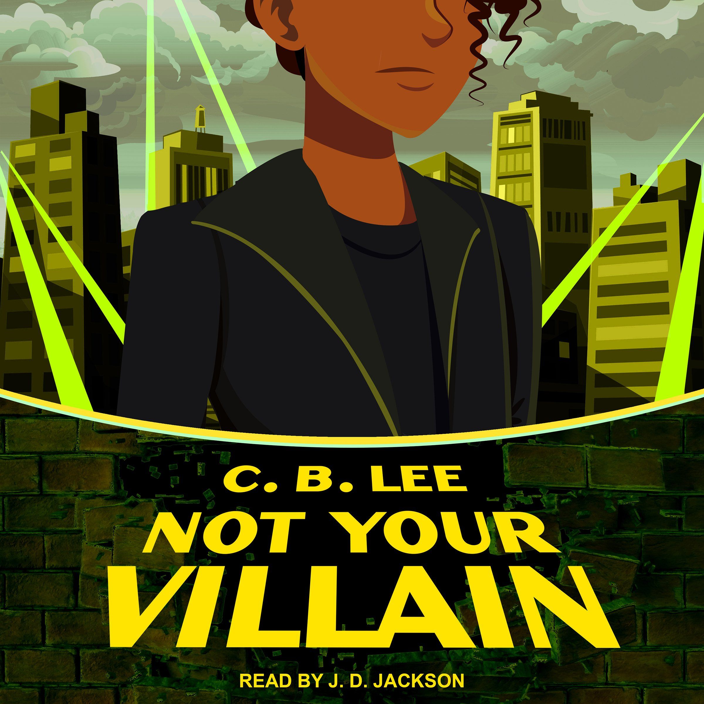 Not Your Villain: Sidekick Squad Series, Book 2 by Tantor Audio (Image #1)