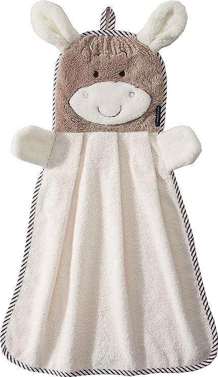 Morgenstern, suave y un cómodo toalla para niños, diseño de burro. Tamaño 50