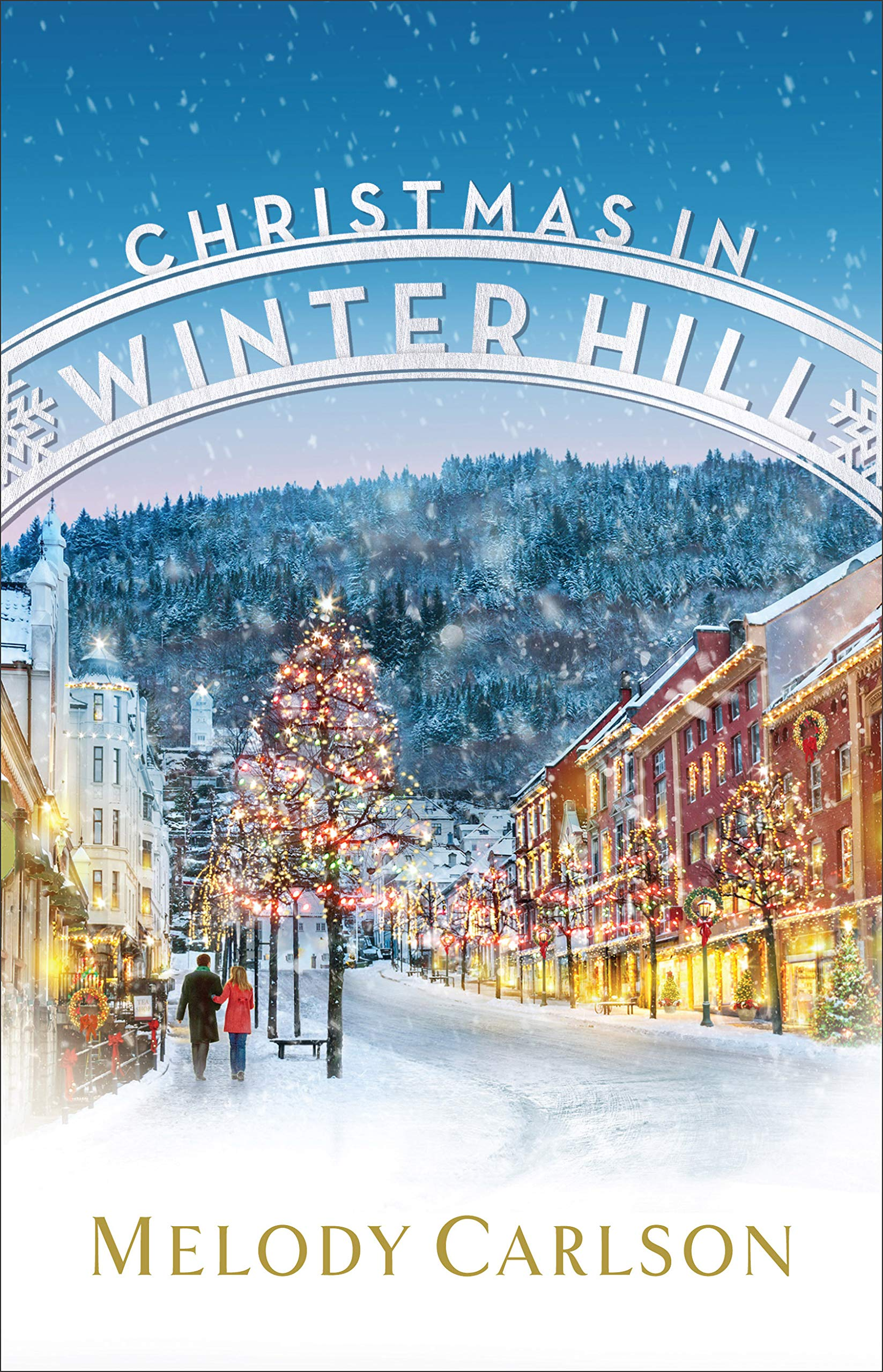 Christmas in Winter Hill {A Book Review}