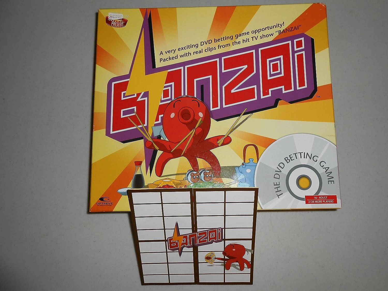 banzai betting tv show