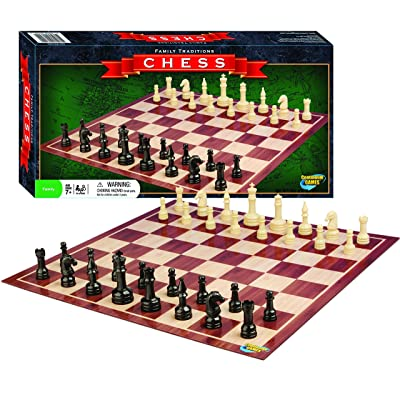 Chess Family Traditions Board Games: Toys & Games