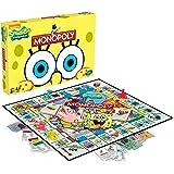 Monopoly Nickelodeon SpongeBob Squarepants by Hasbro