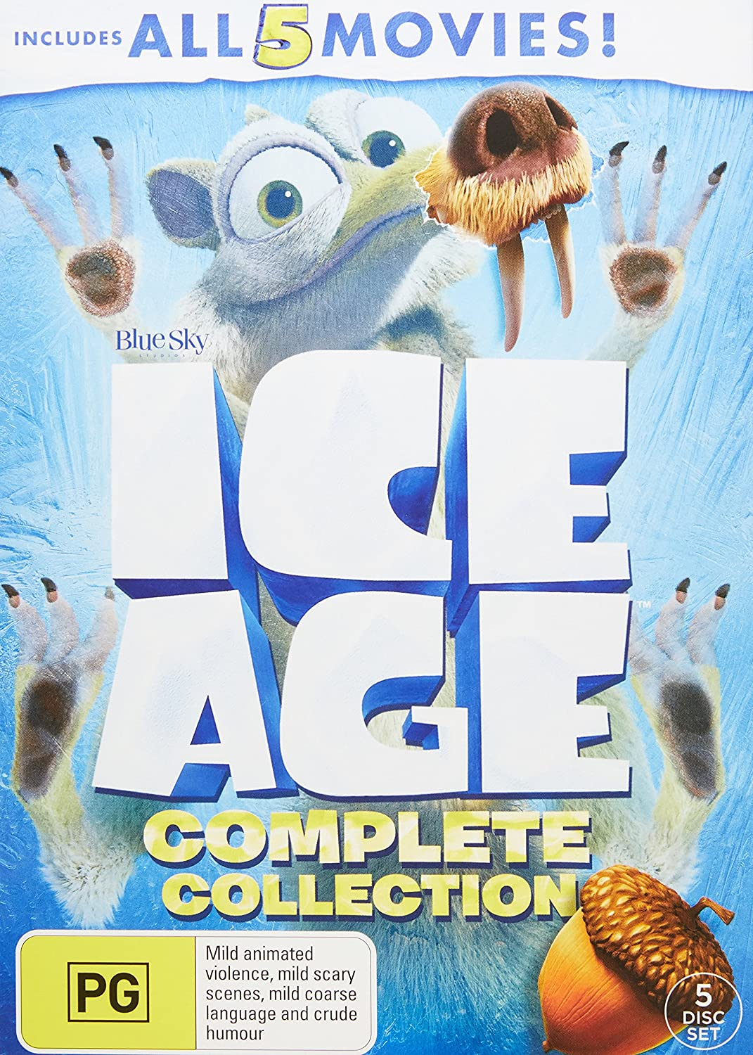 Amazon.com: Ice Age 5 Movie Collection: Movies & TV