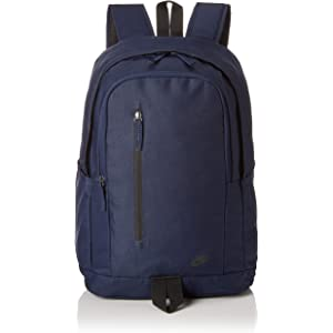 d61bc36382524 Nike Heritage Sport Backpack For Unisex - Navy BA5749-451: Amazon.ae