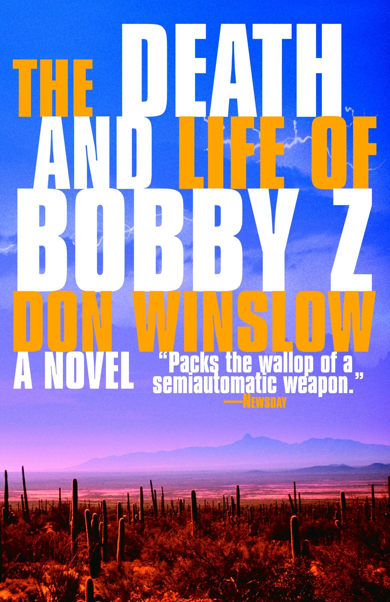 Amazon.com: The Death and Life of Bobby Z: A Thriller ...
