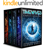 Timewaves Series: Books 1-3 plus Novella (Timewaves Boxed Set)
