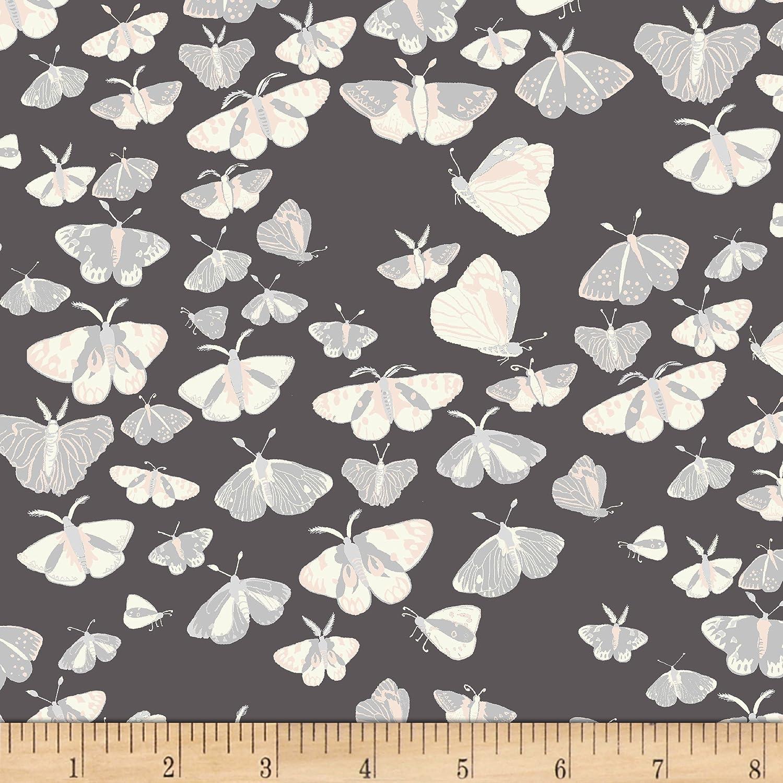 Windham Fabrics Hike Night Flight Dark Grey Fabric by The Yard