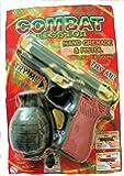 Combat Mission - Lights & Sound Hand Grenade & Pistol