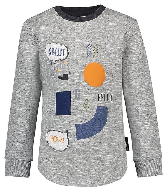 Kinder Langarmshirts Jungen Baumwoll T Shirt Langarm Top Weiches Material und sch/öner Druckf/ür
