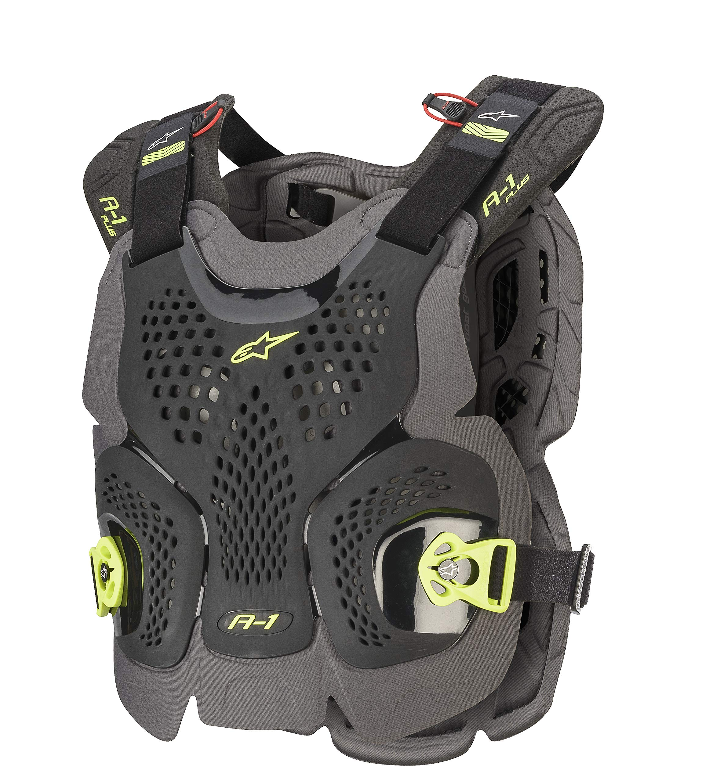 A-1 PLUS CHEST PROTECTOR (XXL) by Alpinestars