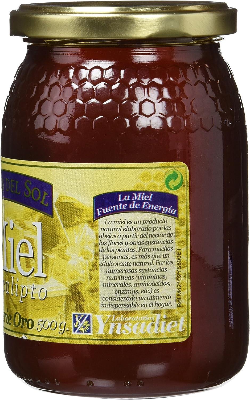 Hijas Del Sol Miel Eucaliptus - 500 gr - [Pack de 2]: Amazon.es: Alimentación y bebidas