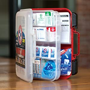 Total Resources International First Aid Kit