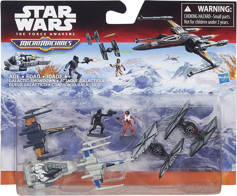 Star Wars Micro Machines Serie 3 Envío Gratuito