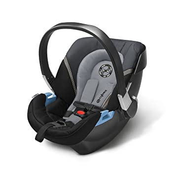 CYBEX Aton 2 Infant Car Seat Moon Dust  sc 1 st  Amazon.com & Amazon.com : CYBEX Aton 2 Infant Car Seat Moon Dust : Baby