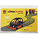 Indian Oil's XTRAPOWER EASY FUEL CARD