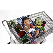 Binxy Baby Shopping Cart Hammock (Indigo Dream)