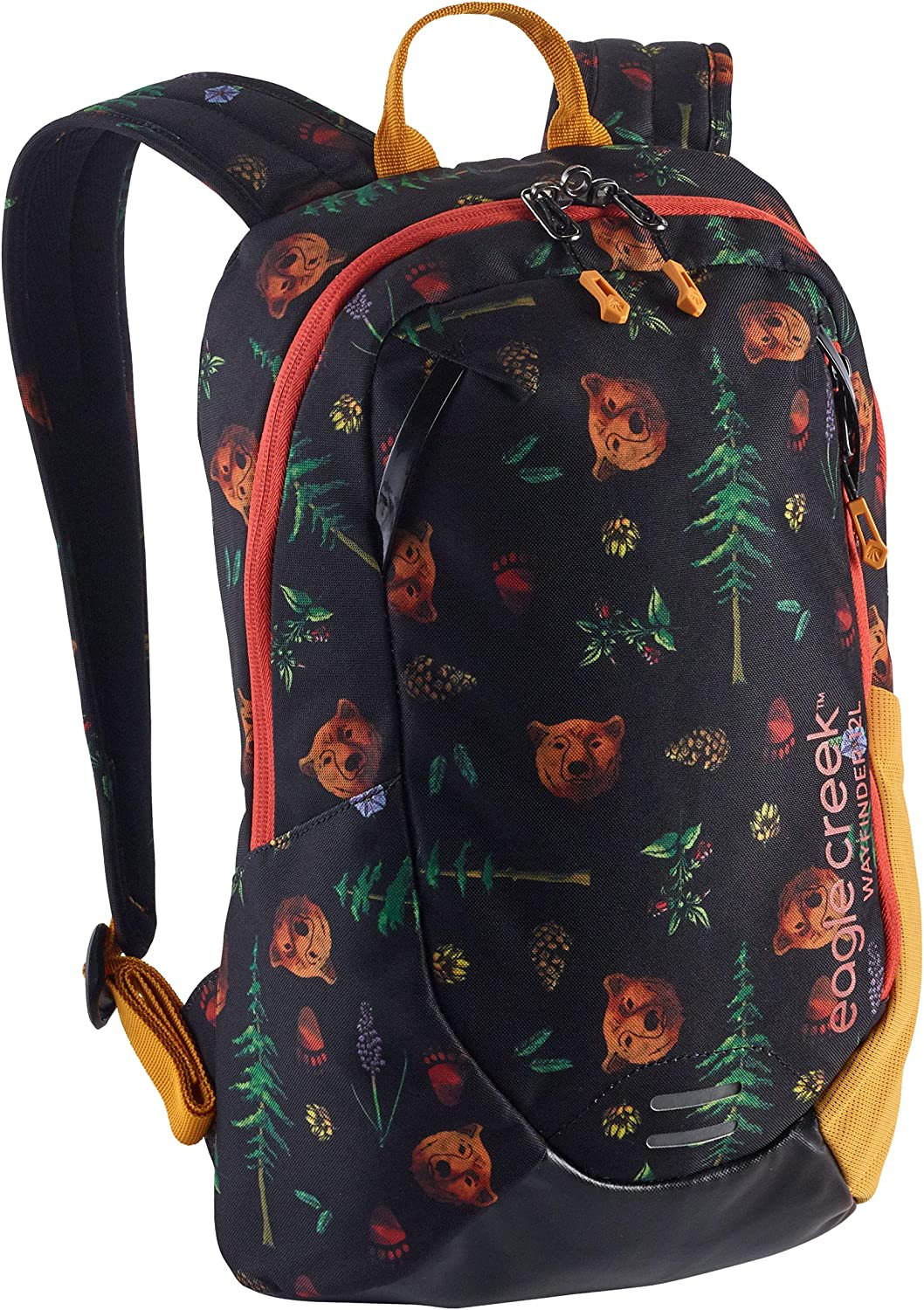 Eagle Creek Wayfinder Backpack Mini, Golden State Print, 12L, One Size