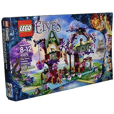 LEGO Elves The Elves' Treetop Hideaway 41075: Toys & Games