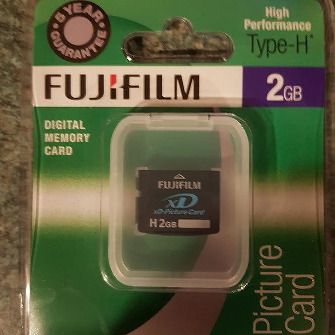 Fujifilm xD-Picture Card Memoria Flash 2 GB - Tarjeta de ...