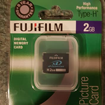 Fujifilm xD-Picture Card Memoria Flash 2 GB - Tarjeta de ...
