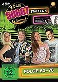 Köln 50667 - Staffel 4 (Folge 60-78) (Limited Fan-Edition, 4 Discs) [Limited Edition]