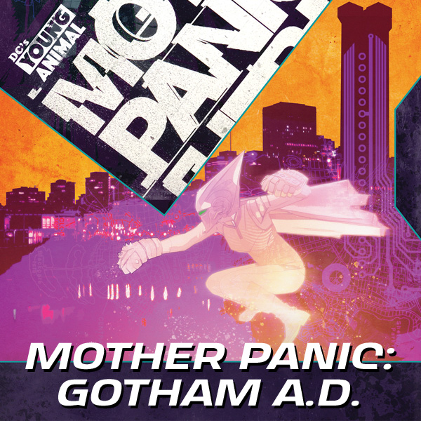 Books : Mother Panic: Gotham A.D. (2018-) (Issues) (6 Book Series)