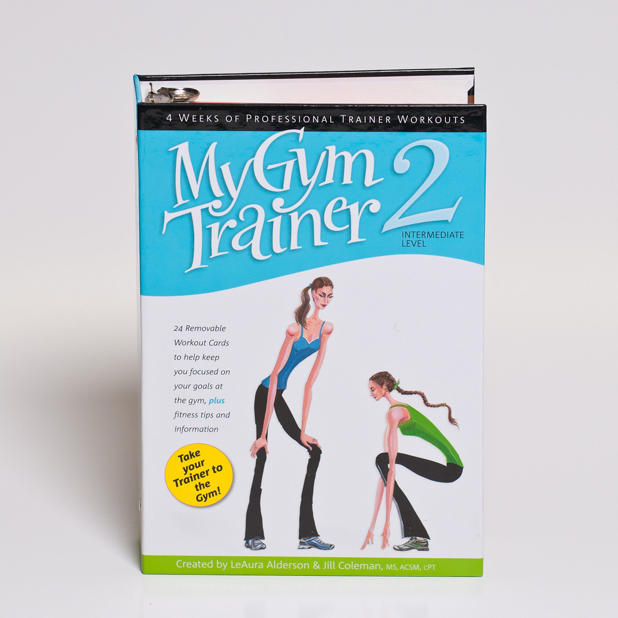My Trainer Fitness Workout Plans - My Gym Trainer 2-Intermediate, 4-Week Workout Cycle
