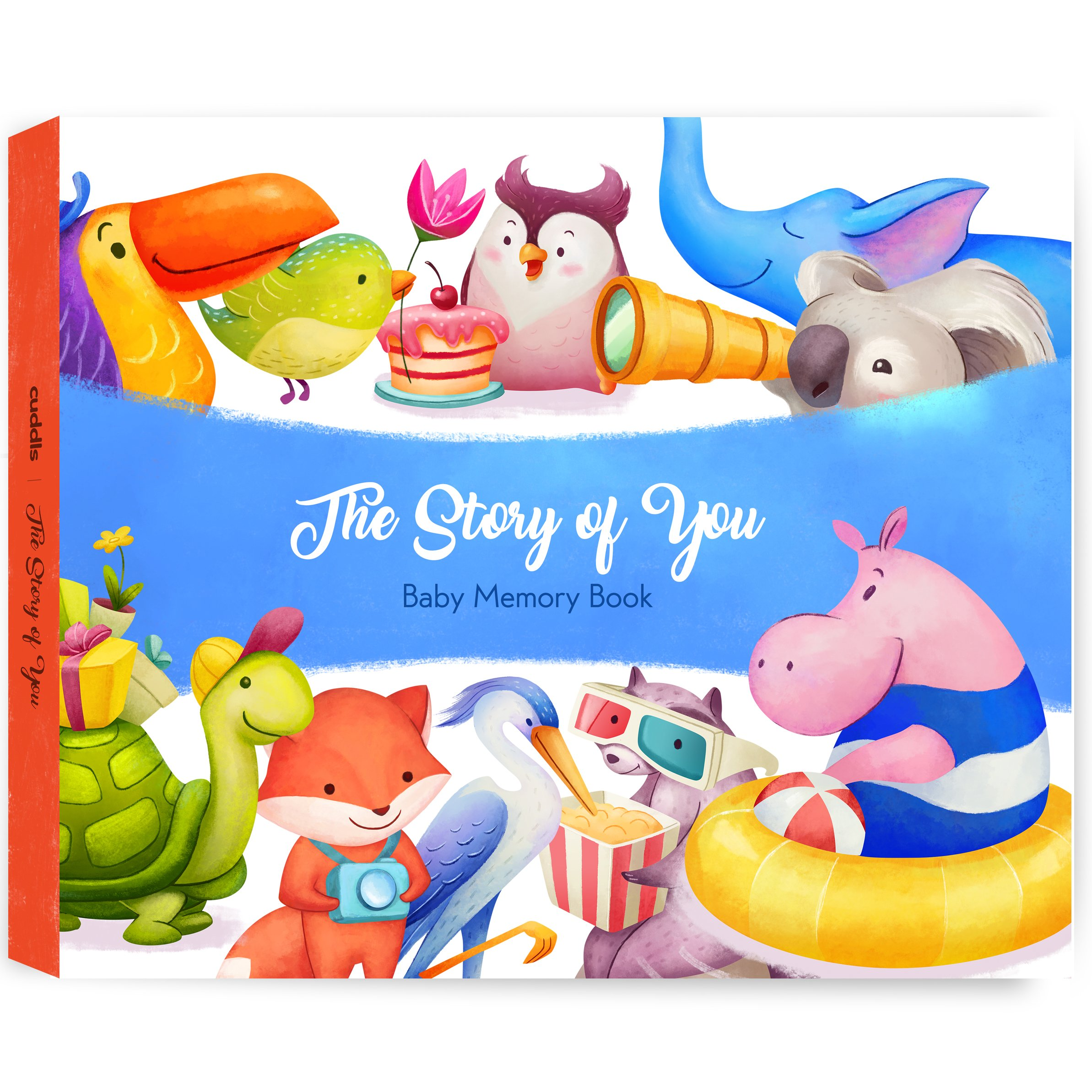 Baby Memory Book Boy and Baby Memory Book for Girls