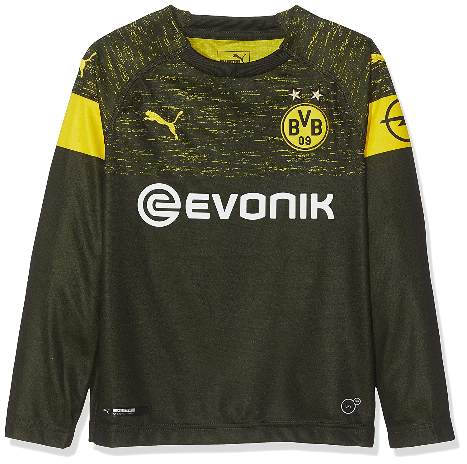sale retailer 0edec 05499 Amazon.com : PUMA 2018-2019 Borussia Dortmund Long Sleeve ...