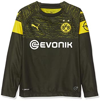 Amazon.com: PUMA 2018-2019 Borussia Dortmund - Camiseta de ...