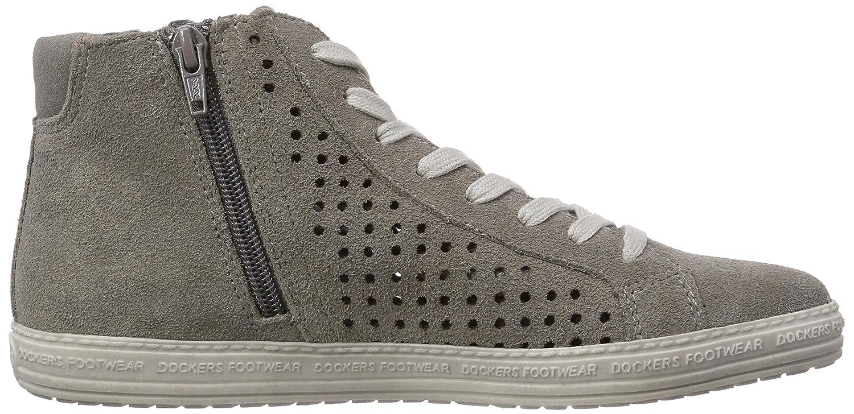 Dockers by Gerli Womens 32LN242 High-top trainers Gray Grau (grau 200)  Size  8  Amazon.co.uk  Shoes   Bags befd1f8866