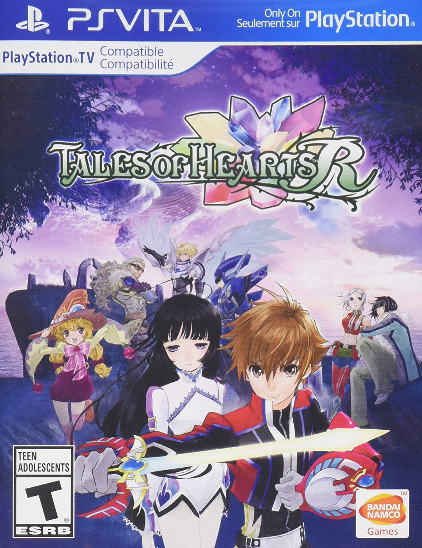 Tales of Hearts R (PSVita)