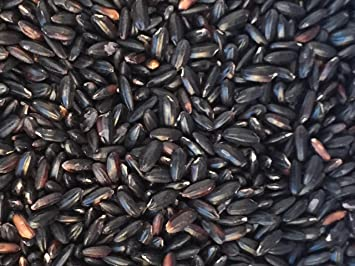 Organic Imperial Black Rice 1kg
