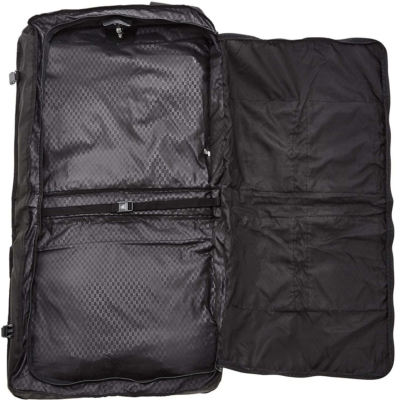 Travelite Portatraje de Viaje, 59 litros, 110 cm, Negro: Amazon.es ...