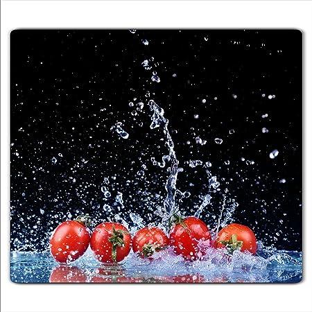 QTA Plaque de protection pour plaque de cuisson 60 x 52 en verre pour plaques /à induction