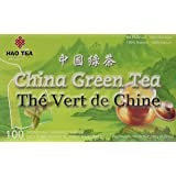 Hao Tea OS40022S China Green Tea, 200-Gram