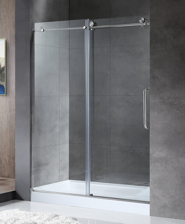 anzzi señora serie sd-az13 – 01BN puertas de ducha: Amazon.es: Hogar