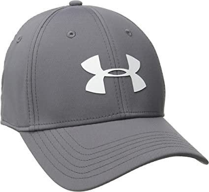 Under Armour Headline - Gorra de Golf para Hombre, Color Gris ...