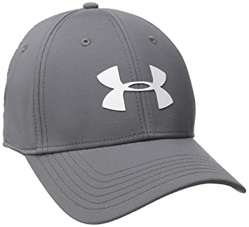 Under Armour Mens UA Golf Headline Gorra, Hombre, Gris, ...
