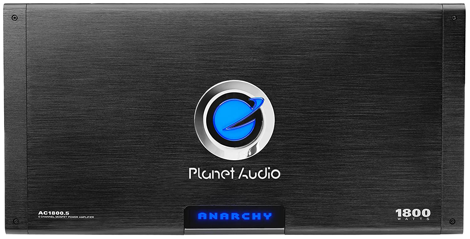 Planet Audio AC 1800.5