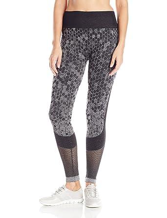 9cc754c82946b NUX Women's Seamless Honeycomb Legging at Amazon Women's Clothing store: