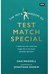 The Wit and Wisdom of Test Match Special Hardcover