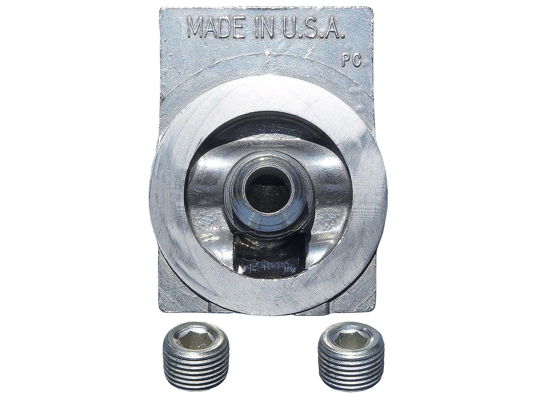 Amazon.com: NAPA Gold 4770 / WIX 24770 Filter Mounting Base, Pack of 1:  Automotive