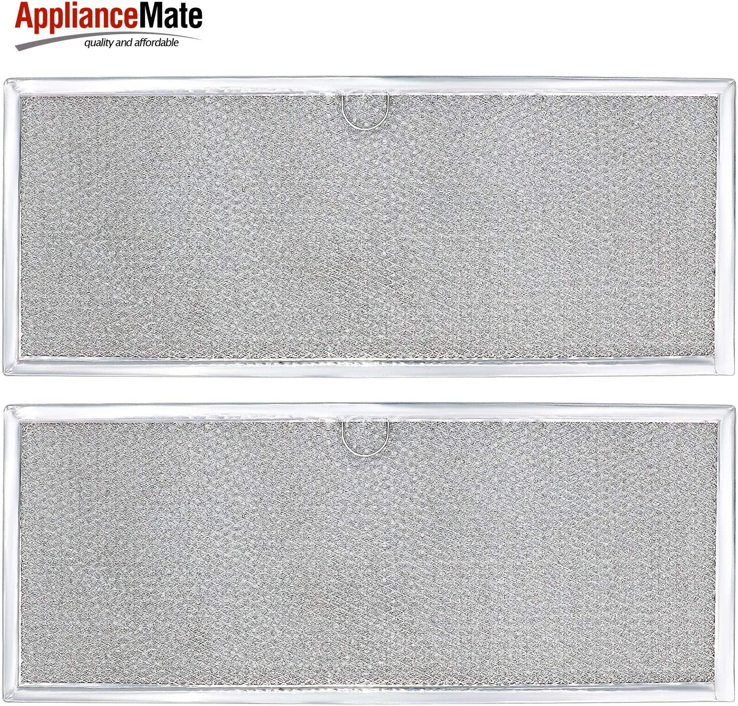 Appliancemate 71002111 Range Hood Grease (2 pcs) Filter for Jenn Air Replacing 5-80029,7-15290,8310P006-60,Y715290