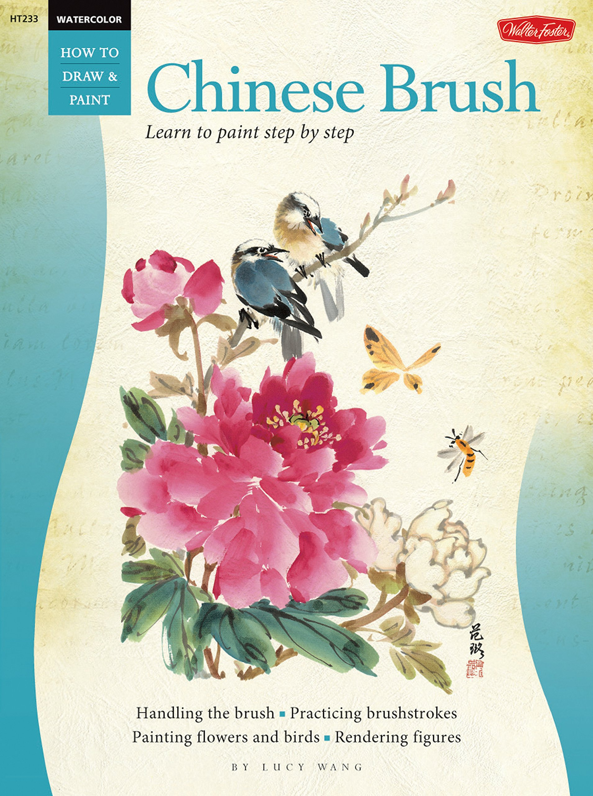 Watercolor: Chinese Brush (How to Draw & Paint): Lucy Wang: 9781560101666:  Amazon.com: Books