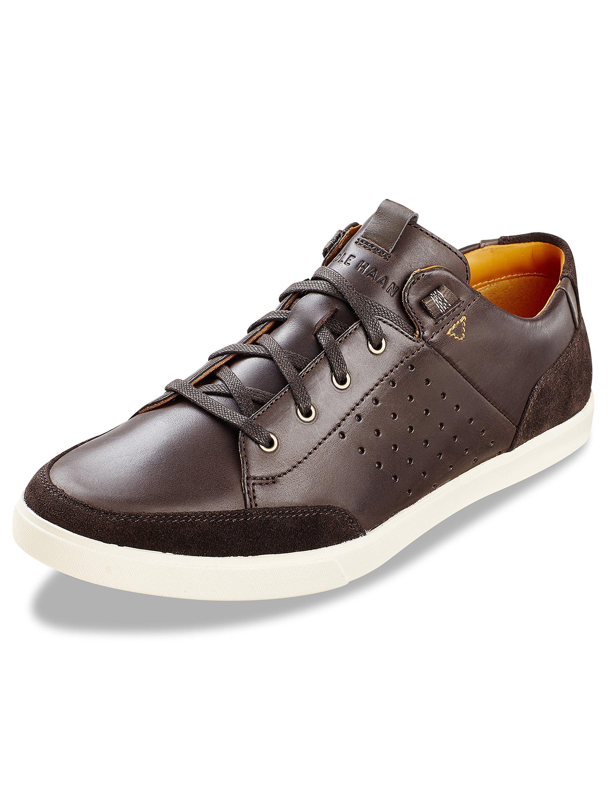 Cole Haan Men's Owen Sport Oxford Shoe Dark Roast Size 11