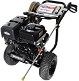 Simpson Cleaning 60843 Powershot 4400Psi at 4.0 GPM Gas Pressure Washer Powered by 4200cc Engine with AAA C45 Pump