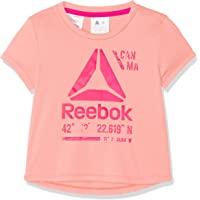 Reebok G Es Pol tee + Camiseta, Niñas