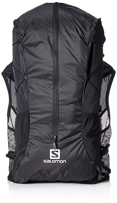 Salomon out Peak, Mochila Unisex Adulto, Negro (Black) 24x36x45 cm (W