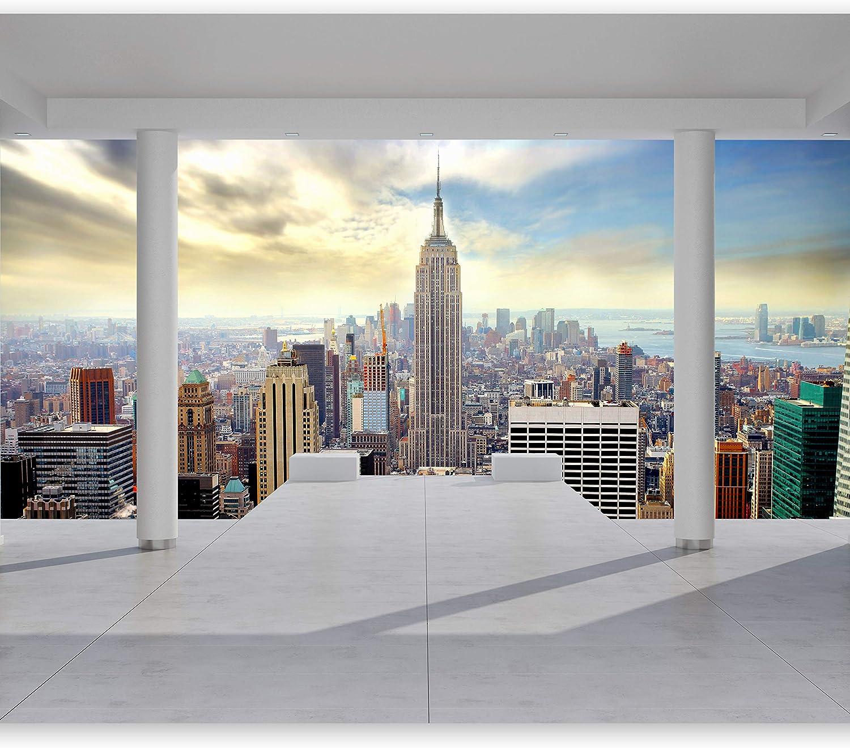 Fotomural diseño moderno  ciudad